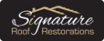 signature roof restorations logo