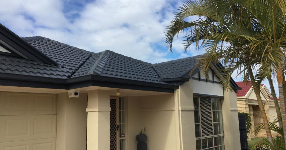 Calamvale After 1 - Render & Roof